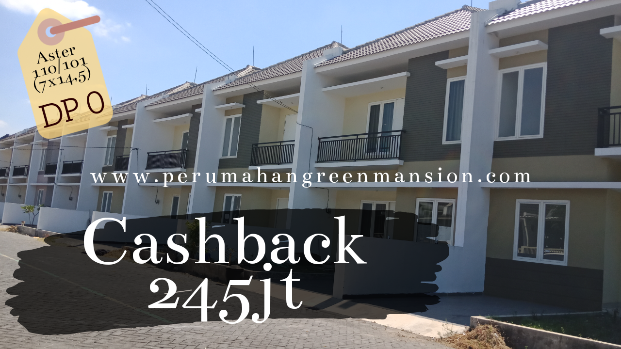Green Mansion Cashback 245jt